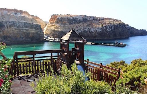 ラブリーなマルタ島ポパイ村